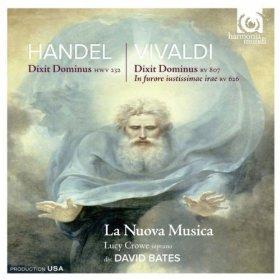 Handel: Dixit Dominus - Vivaldi: Dixit Dominus, In furore iustissimae irae