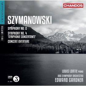 Szymanowski: Symphonies Nos. 2 & 4 - Concert Overture