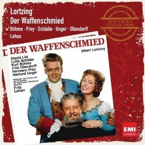 Lortzing: Der Waffenschmied (Electrola Collection)