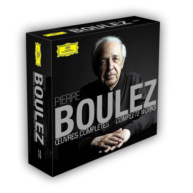 Pierre Boulez's Complete Works