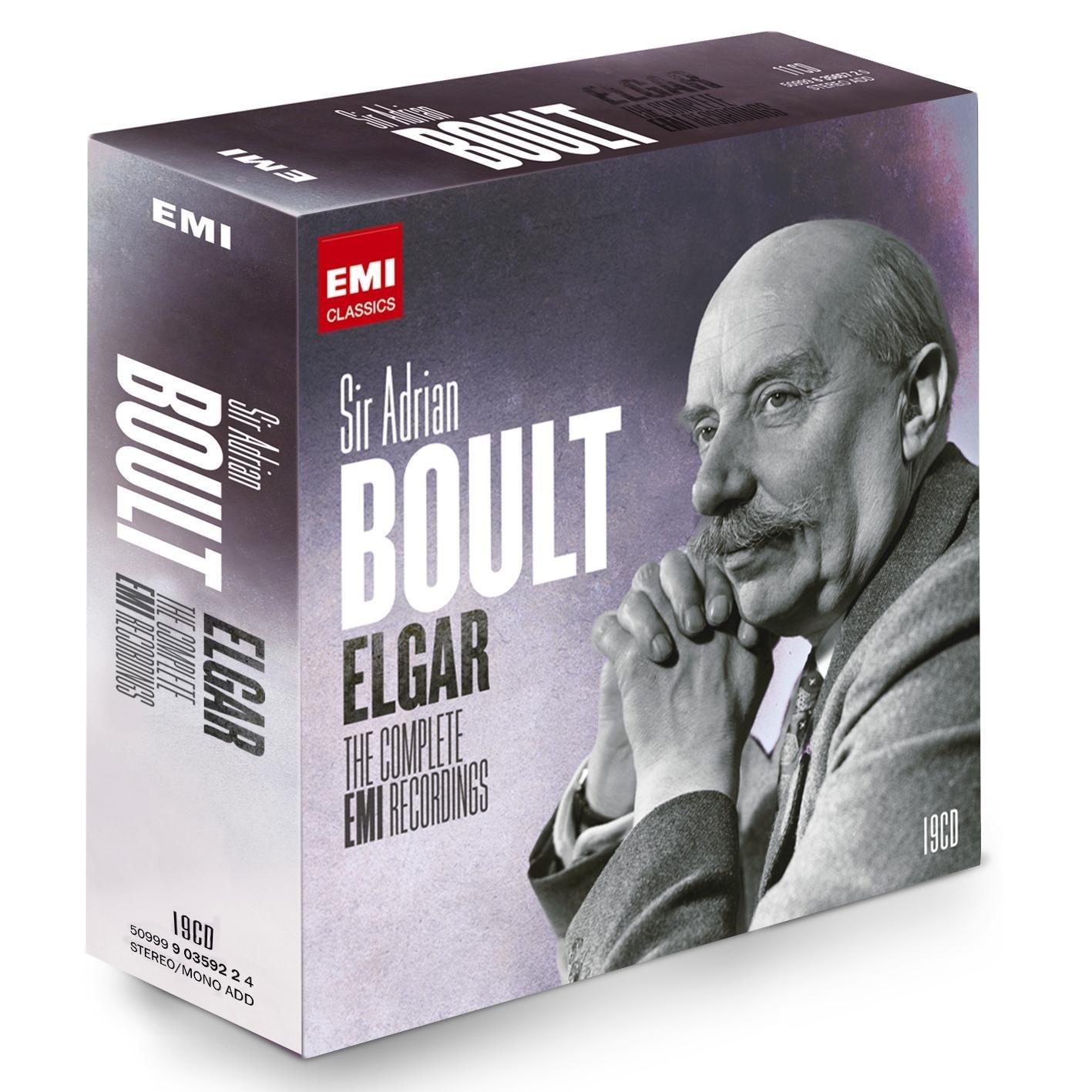 EMI Sir Adrian Boult  Elgar's Complete Recordings