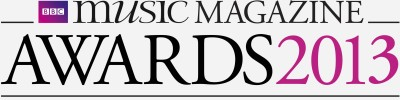 BBC Music Magazine Awards 2013